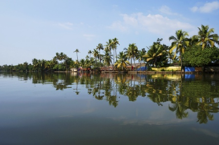 backwaters paradise