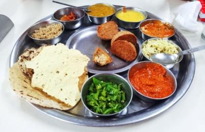 Rajasthani thali 2